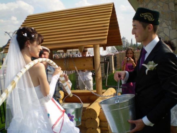 Свадьба по-татарски: как готовились к бракосочетанию — Реальное время | 450x600